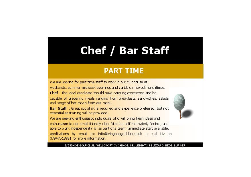 Advert Chef cook Autumn 2015-page-001 (1)