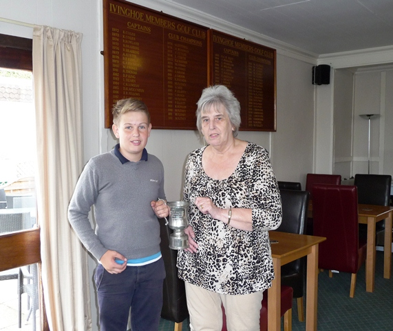 Jack Poulton - 2014 Junior Champion